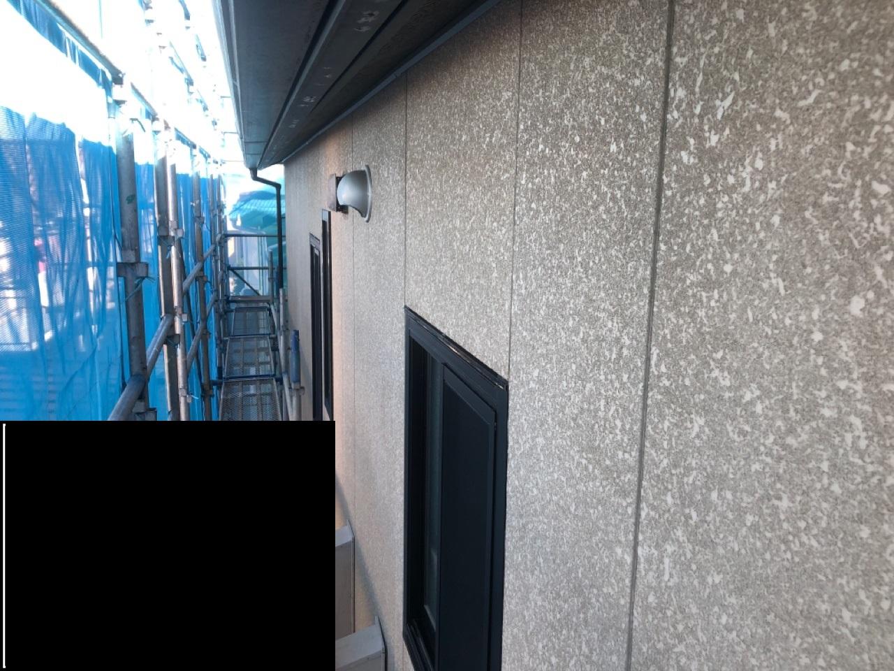 宇都宮でセキスイハイムの外壁塗装